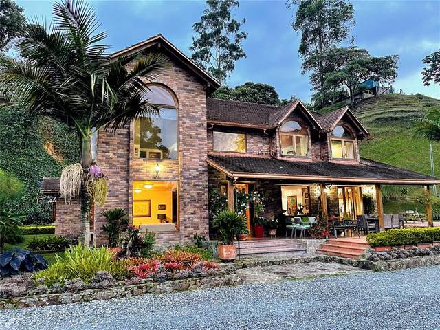 x Via La Maria - El Retiro, EL RETIRO, ANTIOQUIA, COLOMBIA, OC  (MLS #O5941174) :: Realty One Group Skyline / The Rose Team