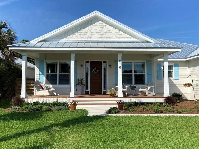 216 Desoto Drive, New Smyrna Beach, FL 32168 (MLS #O5941450) :: Globalwide Realty