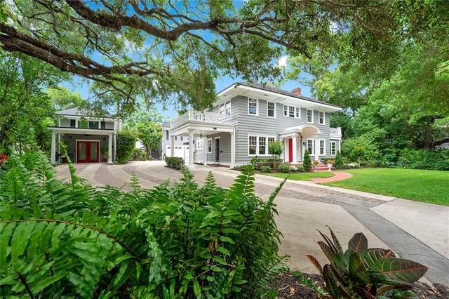 1615 E Ridgewood Street, Orlando, FL 32803 (MLS #O5941511) :: Florida Life Real Estate Group