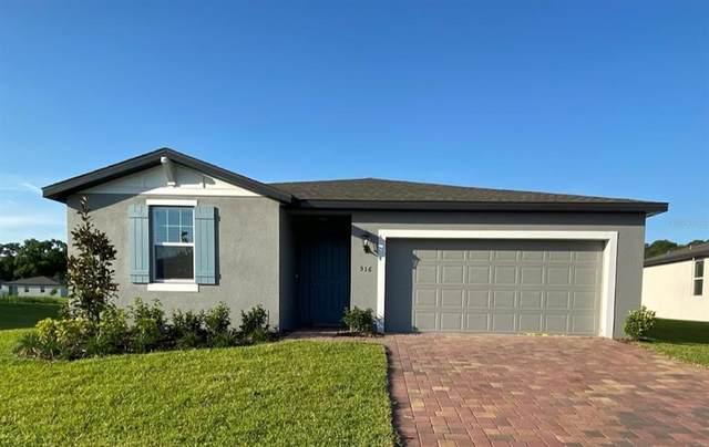 516 Vista Villages Boulevard, Davenport, FL 33896 (MLS #O5941565) :: Bridge Realty Group
