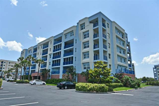 5300 S Atlantic Avenue #2401, New Smyrna Beach, FL 32169 (MLS #O5941813) :: BuySellLiveFlorida.com