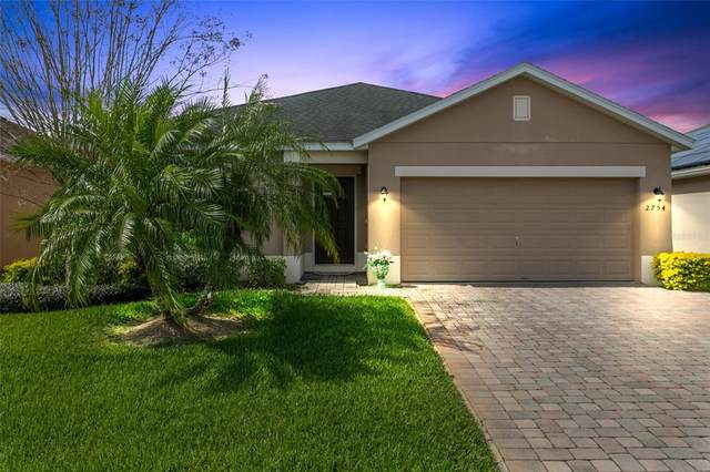 2754 Painted Rock Street, Kissimmee, FL 34758 (MLS #O5941825) :: Globalwide Realty
