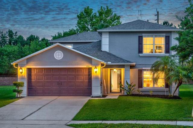 333 Willowbay Ridge Street, Sanford, FL 32771 (MLS #O5941899) :: Aybar Homes