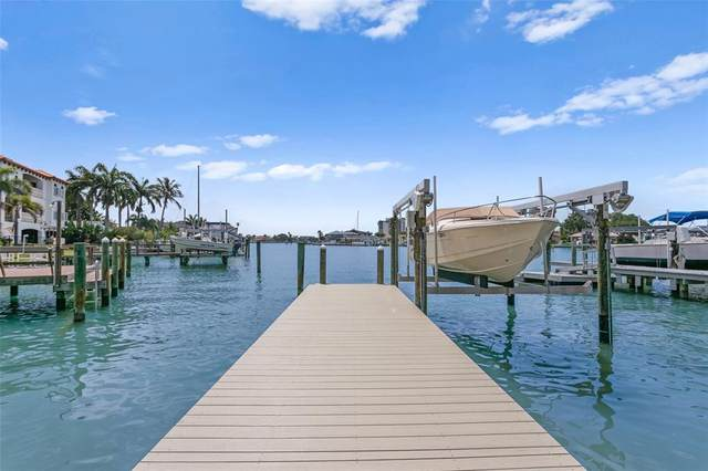 24 Marina Terrace, Treasure Island, FL 33706 (MLS #O5941990) :: Lockhart & Walseth Team, Realtors