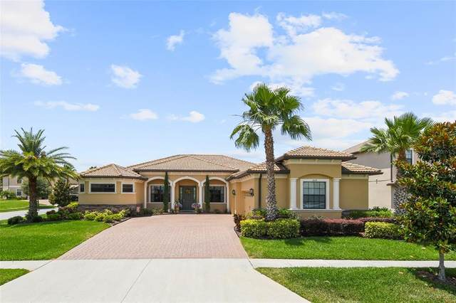 1412 Deuce Circle, Champions Gate, FL 33896 (MLS #O5942064) :: Bridge Realty Group