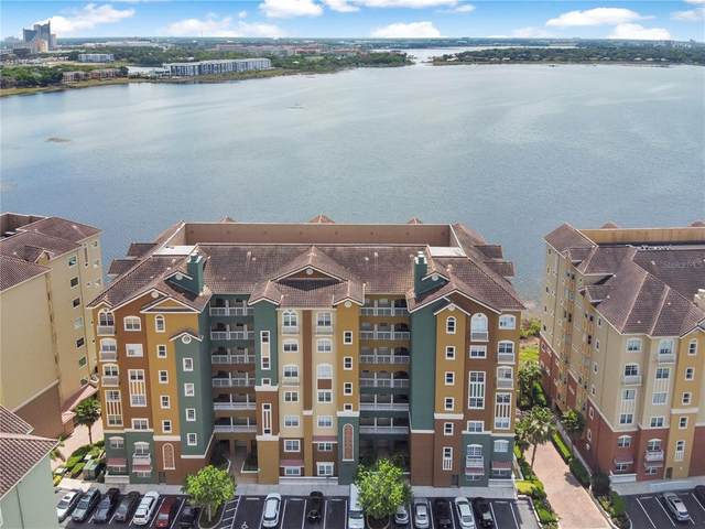 8749 The Esplanade #6, Orlando, FL 32836 (MLS #O5942087) :: Positive Edge Real Estate