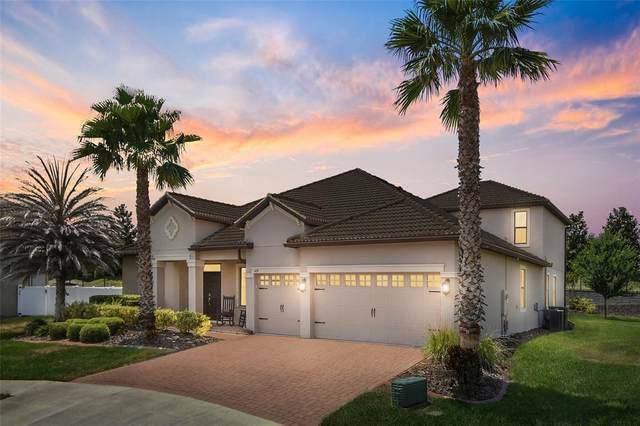 1439 Deuce Circle, Champions Gate, FL 33896 (MLS #O5942097) :: Aybar Homes