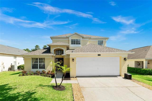 1708 Clubhouse Cove, Haines City, FL 33844 (MLS #O5942140) :: GO Realty
