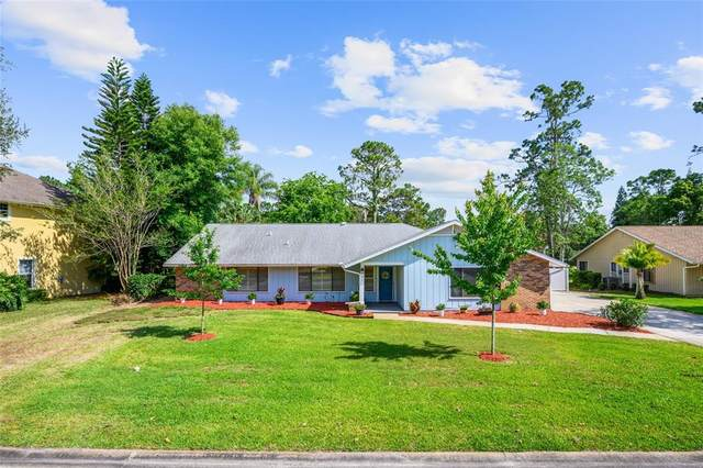 215 Live Oak Lane, New Smyrna Beach, FL 32168 (MLS #O5942141) :: Memory Hopkins Real Estate