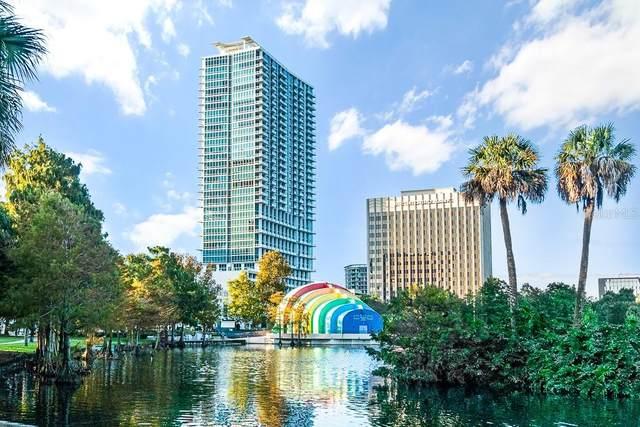 150 E Robinson Street #1006, Orlando, FL 32801 (MLS #O5942146) :: Visionary Properties Inc
