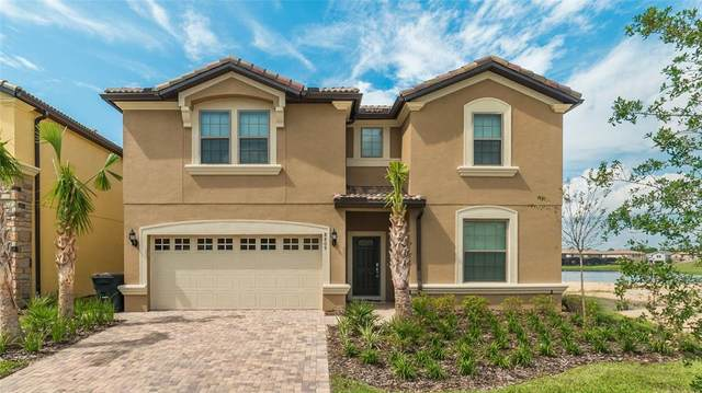 8809 Macapa Drive, Kissimmee, FL 34747 (MLS #O5942214) :: The Kardosh Team