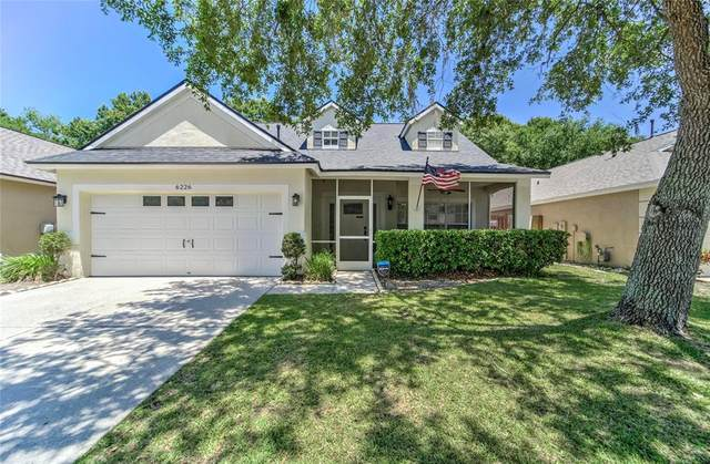 6226 Crickethollow Drive, Riverview, FL 33578 (MLS #O5942227) :: The Duncan Duo Team