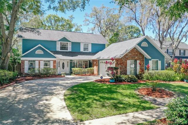 211 Ringwood Drive, Winter Springs, FL 32708 (MLS #O5942248) :: Lucido Global