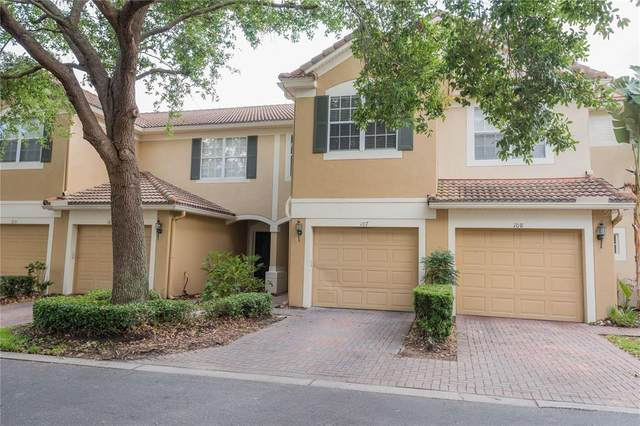 3582 Shallot Drive #107, Orlando, FL 32835 (MLS #O5942274) :: Realty One Group Skyline / The Rose Team