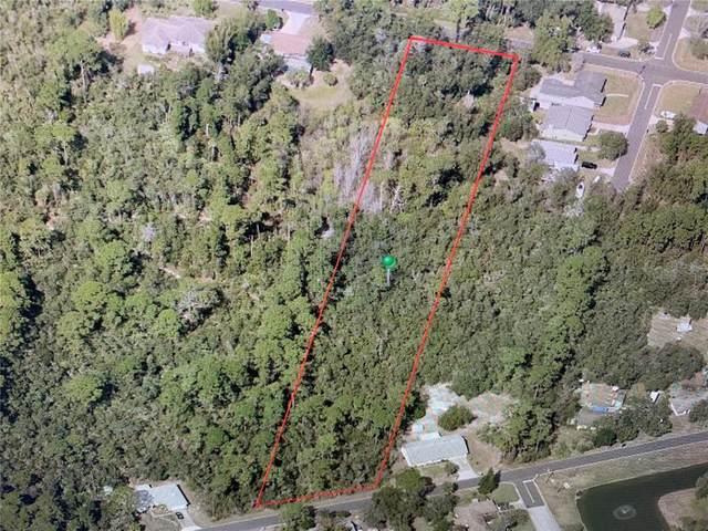 Arlington Avenue, New Smyrna Beach, FL 32168 (MLS #O5942369) :: Memory Hopkins Real Estate
