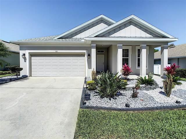 161 Compass Rose Drive, Groveland, FL 34736 (MLS #O5942418) :: Aybar Homes