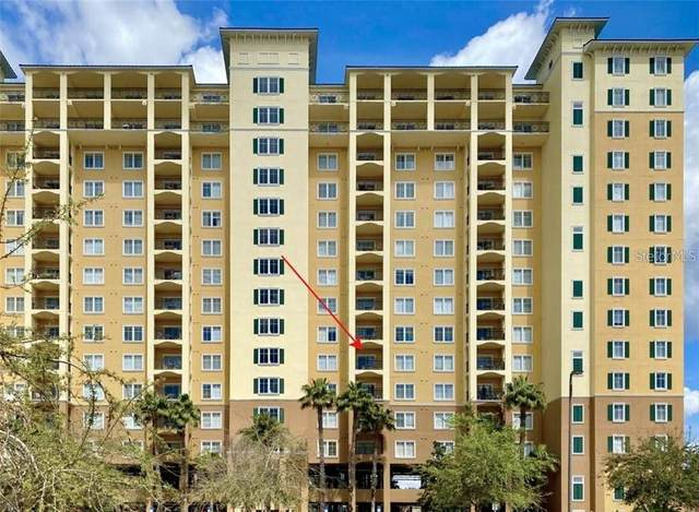8101 Resort Village Drive #3609, Orlando, FL 32821 (MLS #O5942452) :: Pepine Realty