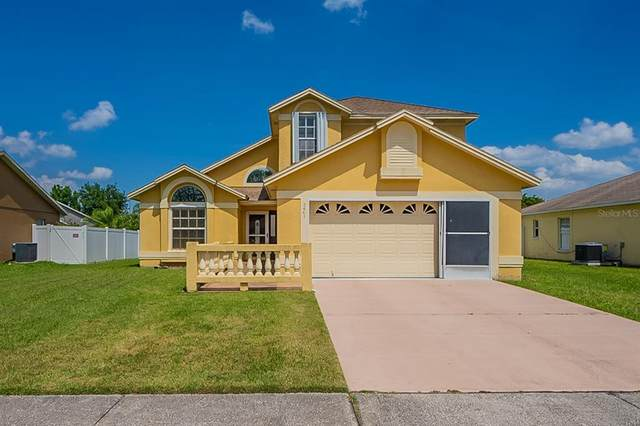 2467 Quail Hollow Avenue, Kissimmee, FL 34744 (MLS #O5942515) :: Realty One Group Skyline / The Rose Team