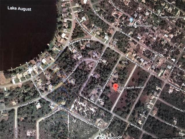 115 Draycott Avenue, Lake Placid, FL 33852 (MLS #O5942521) :: SunCoast Home Experts