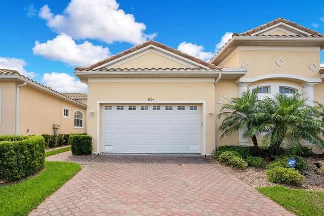 4804 Square Rigger Court, New Port Richey, FL 34652 (MLS #O5942609) :: Lockhart & Walseth Team, Realtors