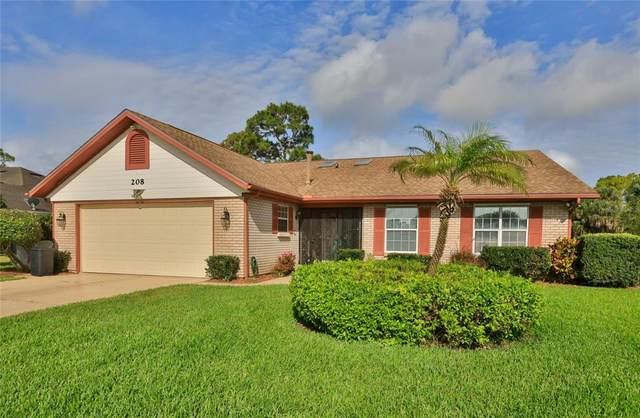 208 Golf Club Drive, New Smyrna Beach, FL 32168 (MLS #O5942675) :: Memory Hopkins Real Estate