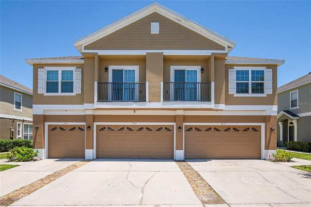 2051 Estancia Circle B, Kissimmee, FL 34741 (MLS #O5942689) :: Premier Home Experts