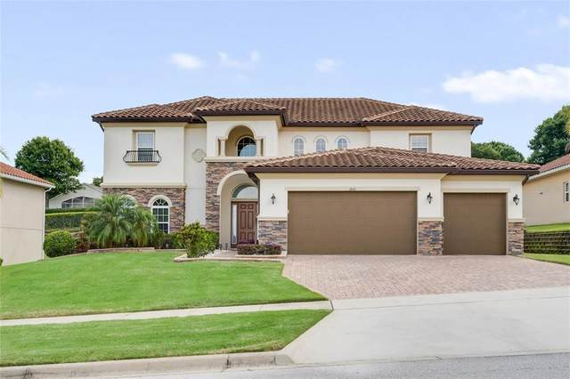 1801 Bella Lago Drive, Clermont, FL 34711 (MLS #O5942732) :: Lockhart & Walseth Team, Realtors