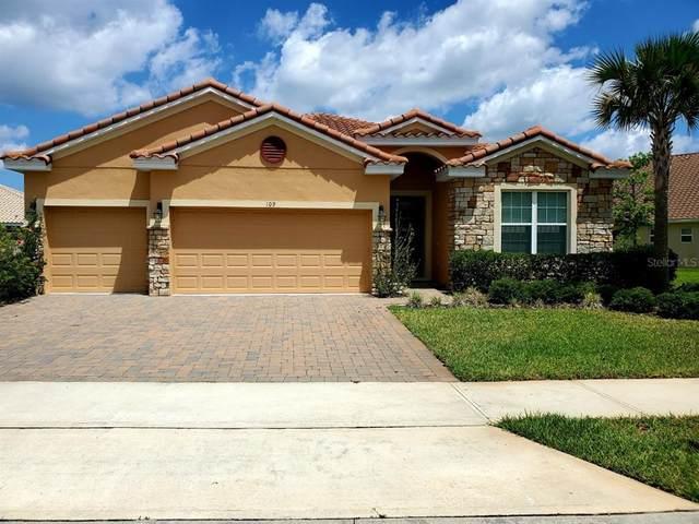 109 Casa Bella Boulevard, Deland, FL 32724 (MLS #O5942762) :: Lockhart & Walseth Team, Realtors