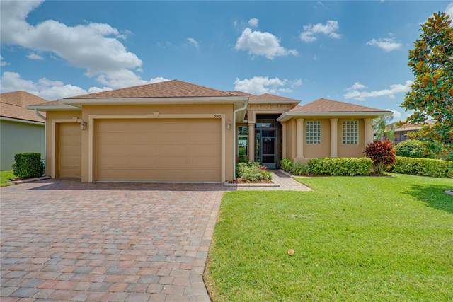 5045 Pebble Beach Boulevard, Winter Haven, FL 33884 (MLS #O5942769) :: The Hustle and Heart Group