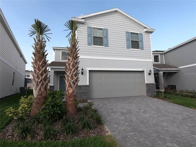 2472 Dubai Street, Kissimmee, FL 34747 (MLS #O5942960) :: Realty Executives in The Villages
