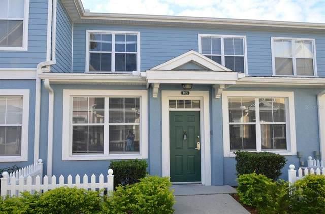 4004 San Gallo Drive #105, Kissimmee, FL 34741 (MLS #O5943012) :: Coldwell Banker Vanguard Realty