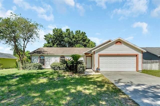 354 Bravada Street, Ocoee, FL 34761 (MLS #O5943077) :: Bustamante Real Estate