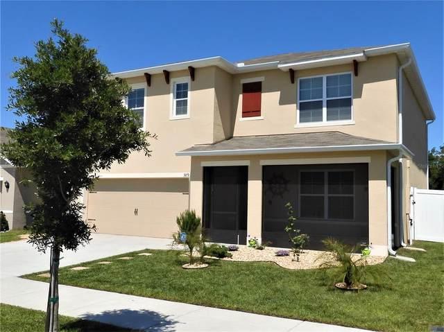 389 Tanglewood Drive, Davenport, FL 33896 (MLS #O5943080) :: Bustamante Real Estate