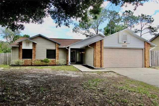 1409 Prairie Lake Boulevard, Ocoee, FL 34761 (MLS #O5943120) :: Bustamante Real Estate