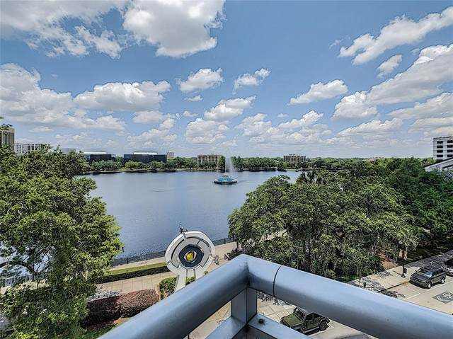 322 E Central Boulevard #502, Orlando, FL 32801 (MLS #O5943255) :: Premier Home Experts
