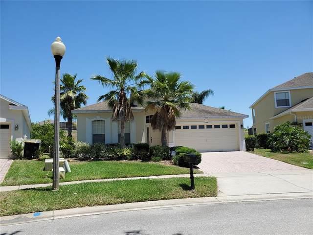 804 Birkdale Street, Davenport, FL 33897 (MLS #O5943275) :: Team Buky