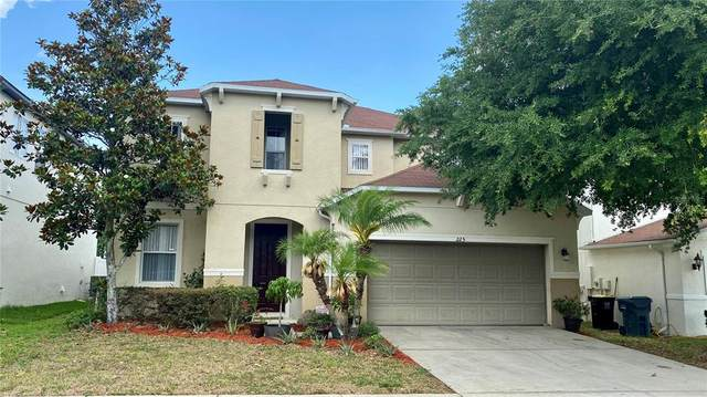 223 Rosselli Boulevard, Davenport, FL 33896 (MLS #O5943370) :: Your Florida House Team