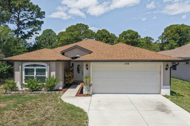 106 Crevalle Road, Rotonda West, FL 33947 (MLS #O5943403) :: Kelli and Audrey at RE/MAX Tropical Sands