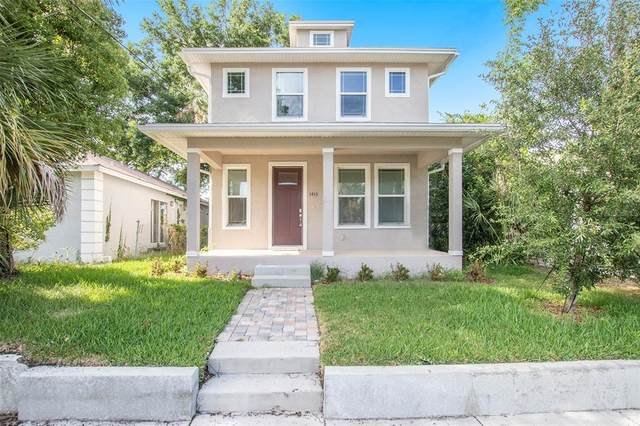 1913 W Pine Street, Tampa, FL 33607 (MLS #O5943496) :: The Paxton Group