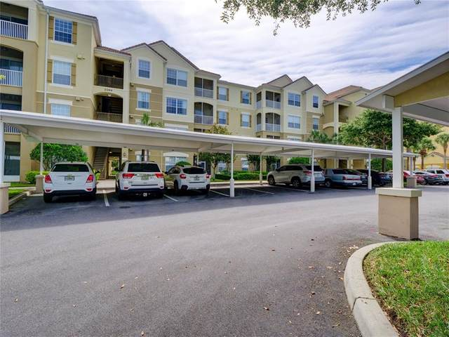 3344 Robert Trent Jones Drive #40805, Orlando, FL 32835 (MLS #O5943522) :: Pepine Realty