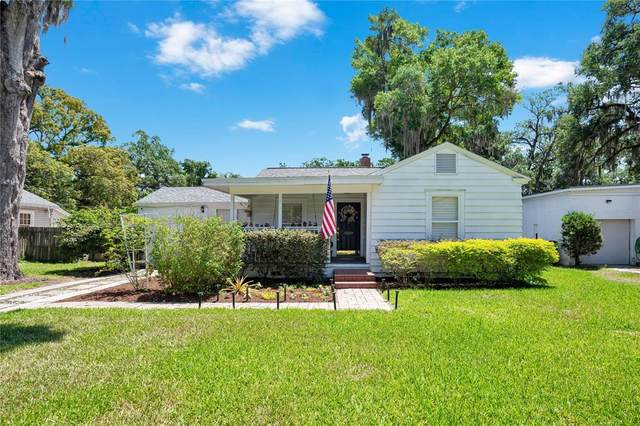 735 Cordova Drive, Orlando, FL 32804 (MLS #O5943589) :: Griffin Group
