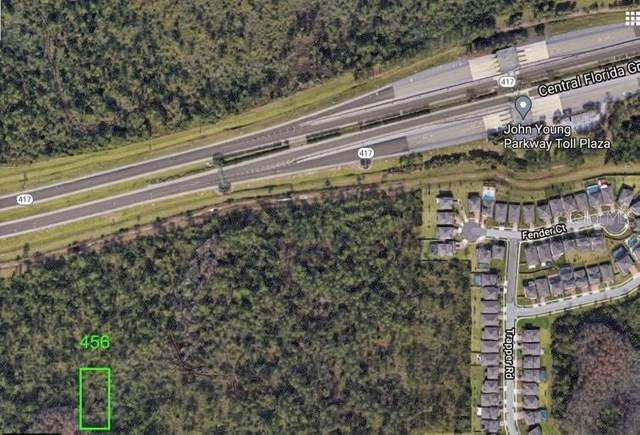 LOt 456 S Apopka Vineland Road, Orlando, FL 32821 (MLS #O5943590) :: Positive Edge Real Estate