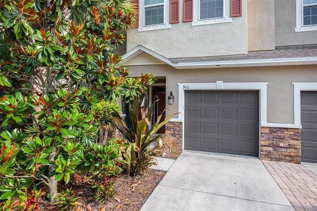 902 Vineyard Lane, Oldsmar, FL 34677 (MLS #O5943617) :: The Duncan Duo Team