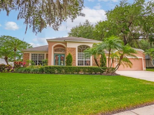 1644 Marina Lake Drive, Kissimmee, FL 34744 (MLS #O5943643) :: MVP Realty