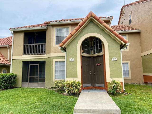 441 Fountainhead Circle #168, Kissimmee, FL 34741 (MLS #O5943647) :: Positive Edge Real Estate