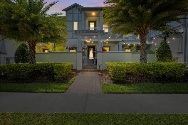13861 Benavente Avenue, Orlando, FL 32827 (MLS #O5943717) :: The Posada Group at Keller Williams Elite Partners III