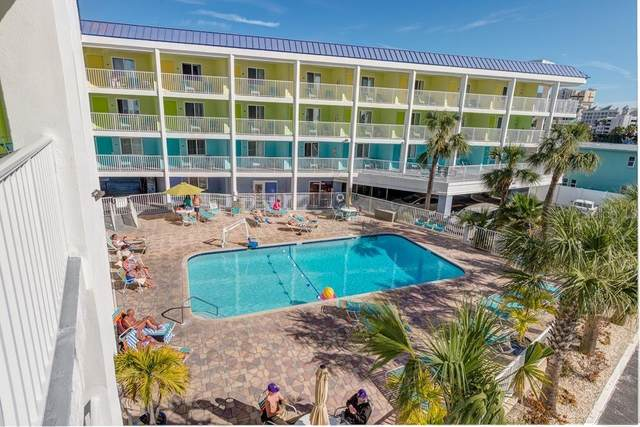 445 S Gulfview Boulevard #411, Clearwater, FL 33767 (MLS #O5943732) :: Griffin Group