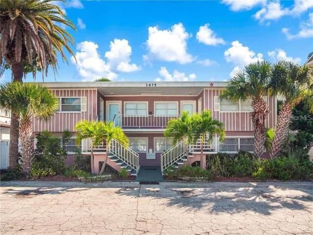 3675 Gulf Boulevard, St Pete Beach, FL 33706 (MLS #O5943735) :: The Duncan Duo Team