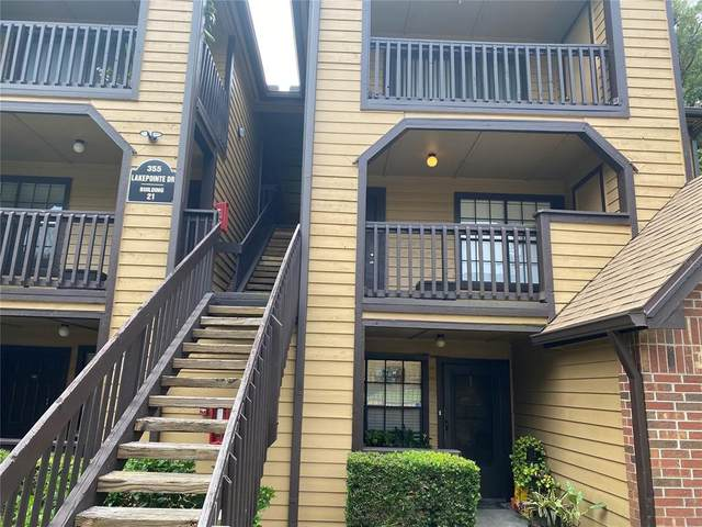 355 Lakepointe Drive #203, Altamonte Springs, FL 32701 (MLS #O5943798) :: Sarasota Property Group at NextHome Excellence