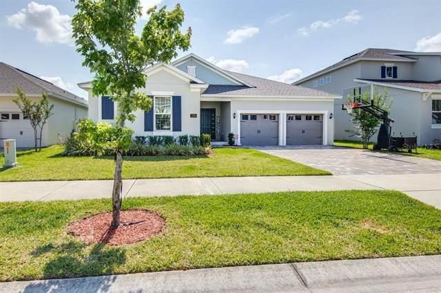 7555 Tangerine Knoll Loop, Winter Garden, FL 34787 (MLS #O5943858) :: Positive Edge Real Estate